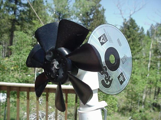 Science Fair Wind Generators | Otherpower
