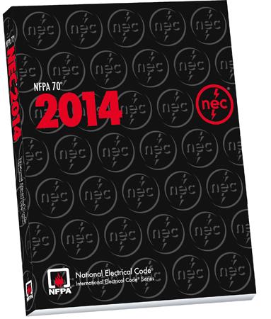 NEC 2014 codebook