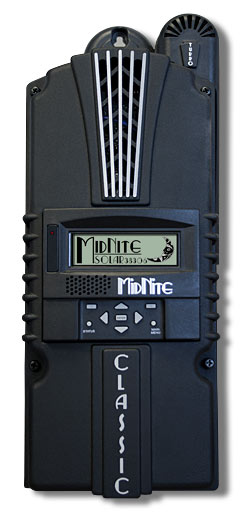 Midnite Classic MPPT controller for solar, wind and hydro
