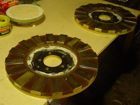 casting magnet rotors