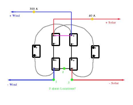 dual inverter wiring
