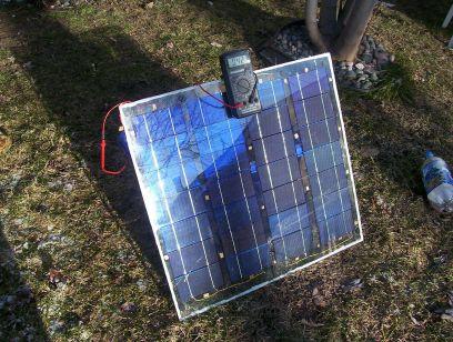 oil filled solar panel tests solar the. Black Bedroom Furniture Sets. Home Design Ideas
