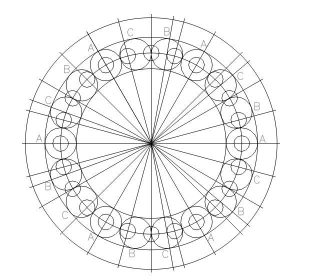 36 1x2x1  2 magnets