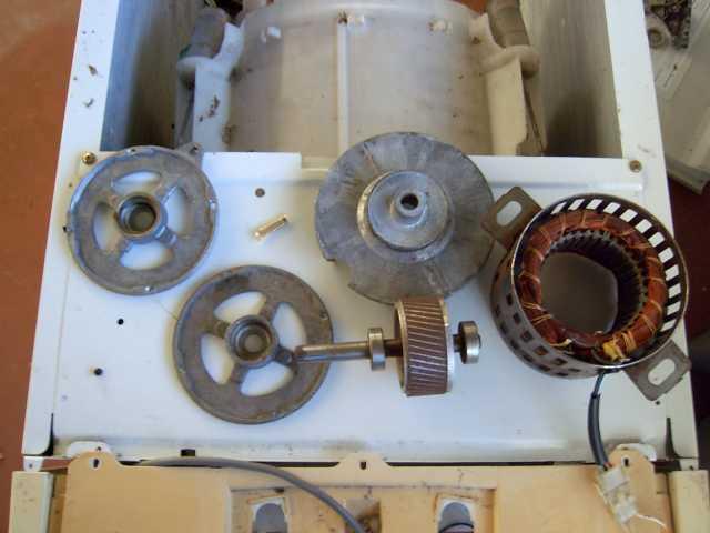 Washing Machine Induction Motor Conversion User Diaries