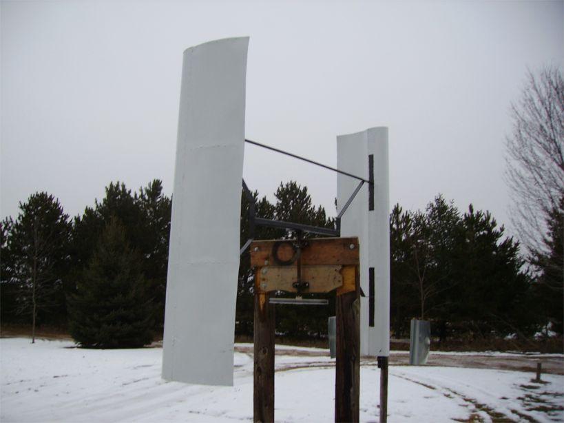 Wind Generator Plans Home Built Wind Turbines