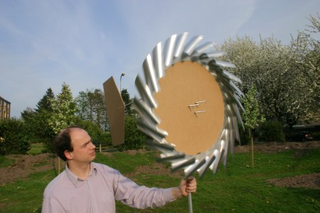Wind Power Build A Simple Wind Powered Generator