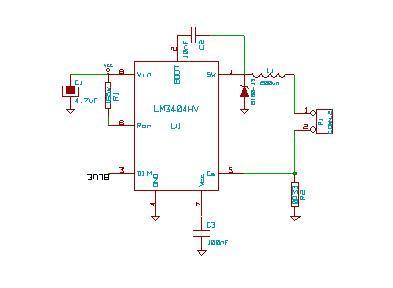 12v powering 4 LED\'s - No resistor idea?