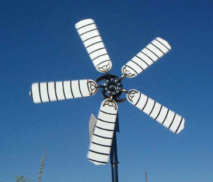 Diy Wind Generator From Ceiling Fan | Mail Cabinet