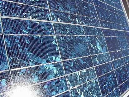 New Solar Panels Otherpower
