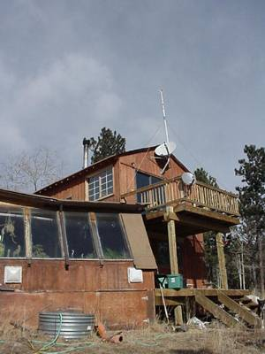 DanF's house with anemometer flying high