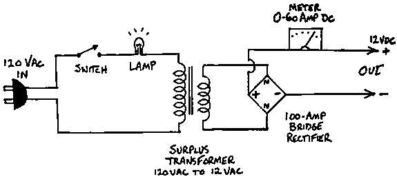 Otherpower experiments charger on schumacher battery charger circuit diagram