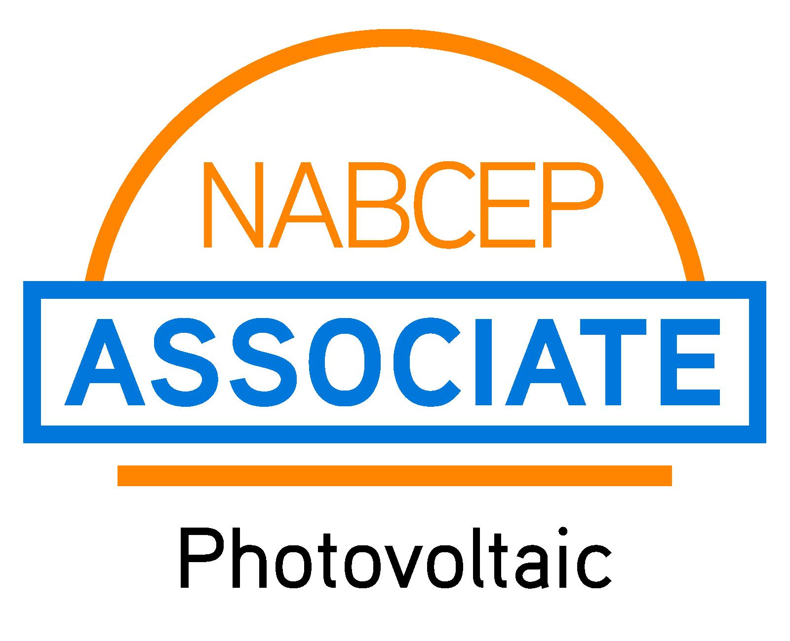 NABCEP Associate mark