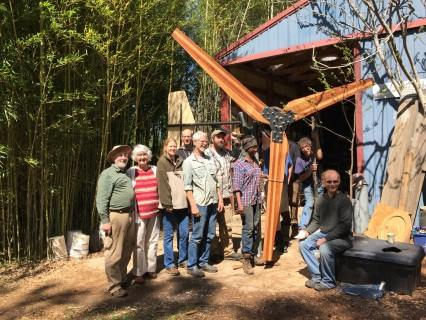 North Carolina Homebrew Wind Power class