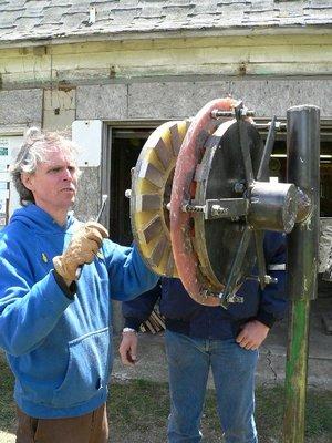 assembling the alternator